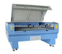 co2 laser acrylic nails cutting machine with water chiller