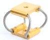 compact wire rope isolators