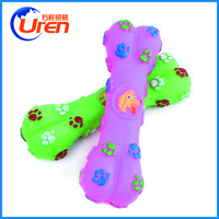 Pet Toy And Exercise Equipment Dog Chew Squeaky Bone