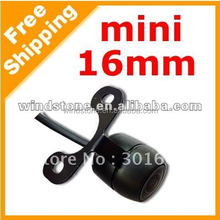 mini reverse camera,backup guide line camera,16mm mini camera