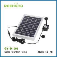 2016 high quality solar water pump kit garden pool watering