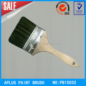 paint brush/paint brushes decorative/paint brush 75mm