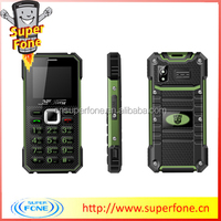 Good quality 2.0 inch waterproof long talk time dual sim mobile phone KL18 for seniors