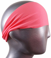 Yoga Sport Elastic Fabric Material Head Wrap
