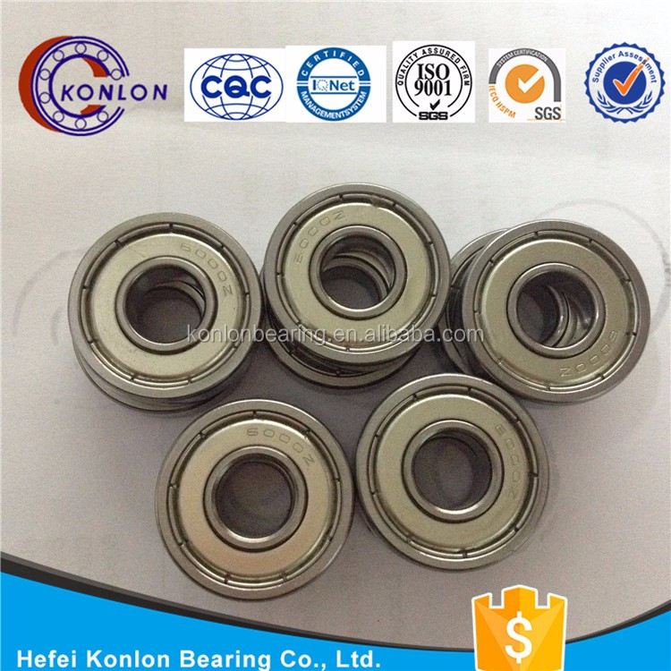 high performance motorcycle bearing 6002 2RS bearing for motorcycle