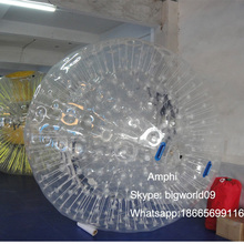 new inflatable roller zorb