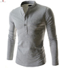 2017 Best Prices t-shirts custom simple design mens polo long t shirt