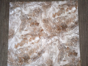 Marble design for pvc film