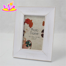 wholesale promotional home decoration wooden cheap photo frames W09A030