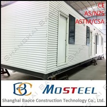40gp container 20ft living canadian prefab homes