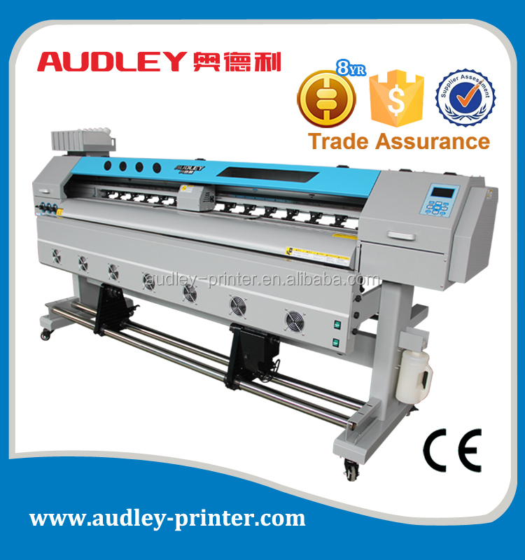ADL-1651 high speed digital inkjet film printer 1.6 m with 1440dpi DX5 head, CE, 1550mm
