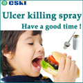 Cure the pain of dental ulcer symptoms difflam