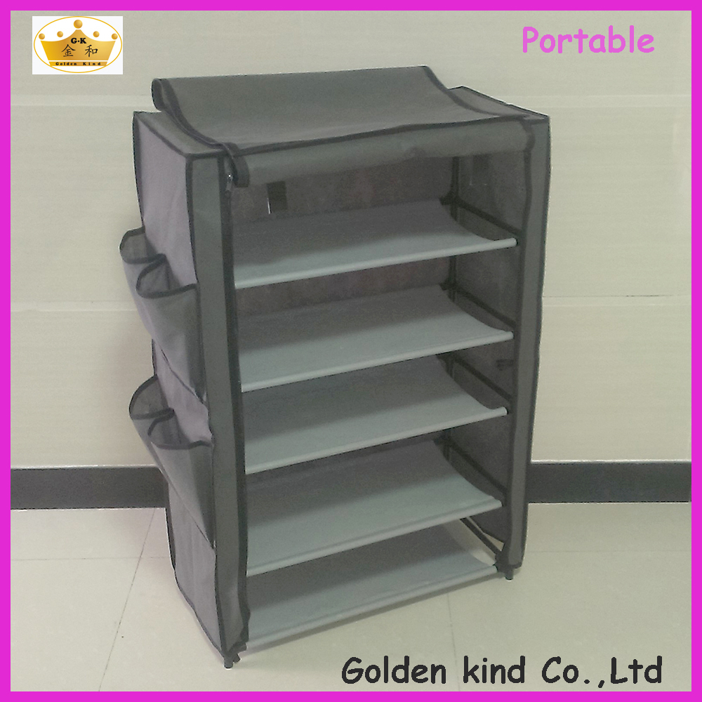 Shoe rack with