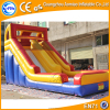 Best selling 0.55mm PVC amazing outdoor giant inflatable slide for sale