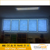 High quality transparent suspendant led display plexiglass led light box inspection