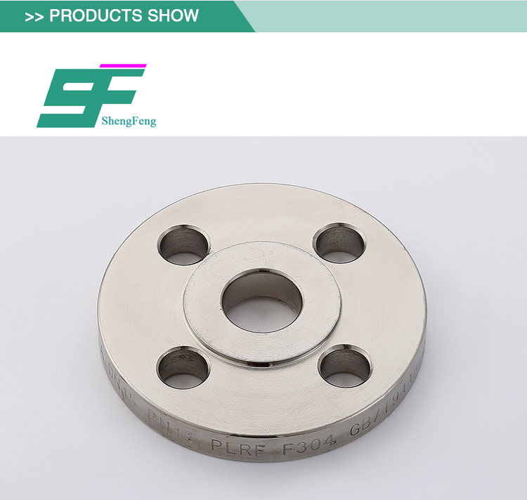 Exquisite workmanship durable stainless steel hygienic union flange piece