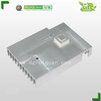 Dongguan facotry aluminum LED heat sink/heatsink hardware supplier