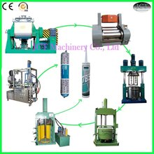 JCT machine for silicone sealant production line