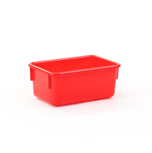 High quality PP plastic stackable storage boxes home office school container for kids