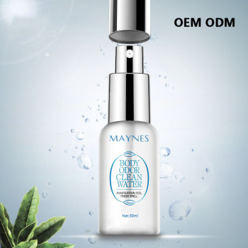New design machine grade deodorant body spray