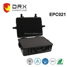 IP67 Camera Waterproof Hard plastic industrial carry case