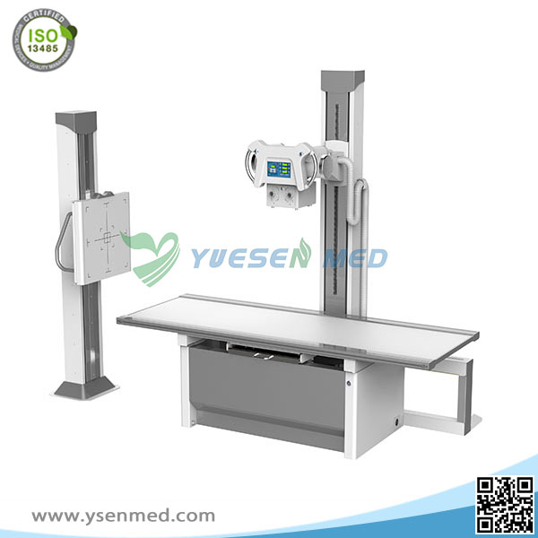 YSX500D Top Sale DR System 50KW Digital X-ray System with Flat Panel Detector
