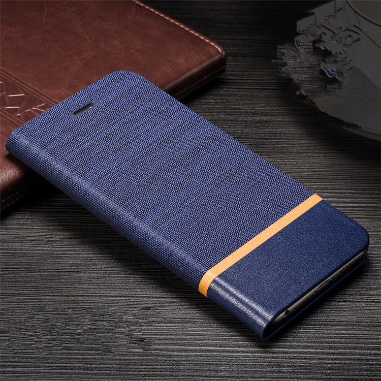 For Xiaomi Mobile Phone Case Wallet Desgin Card Holder Jean Pattern Leather Case For xiaomi redmi 3