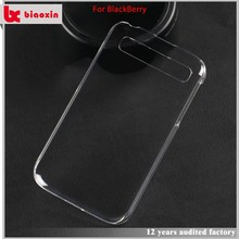 High impact and heavy duty shockproof case cover for blackberry q20
