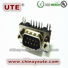 DR 9P D-SUB cable Connector to euipments/PCB