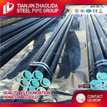 types of astm a106 gr.b schedule 80 black / galvanized din 2448 st35.8 seamless carbon steel pipe