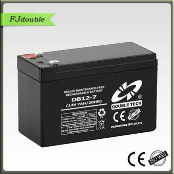 12v 7ah 8ah 12 volt sla sealed lead acid fish finder for Fish finder battery