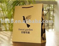 Eco-friendly Printed Paper Bag