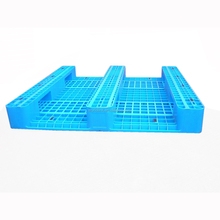 Heavy Duty Euro HDPE Euro Grid Cross Plastic Virgin Pallet For Sale