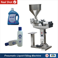 HP-CD Double Heads Piston Manual Paste Filling Machine