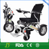 Electric folding wheelchair cheap price for medical equipment importer