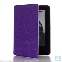 ULTRA THIN PU LEATHER CASE COVER FOR NEW AMAZON KINDLE 7 WITH TOUCH 2014