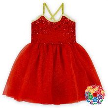 Red Color Baby Girls Party Wear Dress Baby Girl Wedding Dress One Year Baby Party Dresses