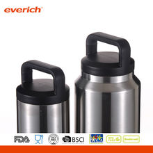 Sporting Goods Stainless Steel Canteen Bottle Wholesale Drinking Bottles Collapsible Silicone Water Bottle