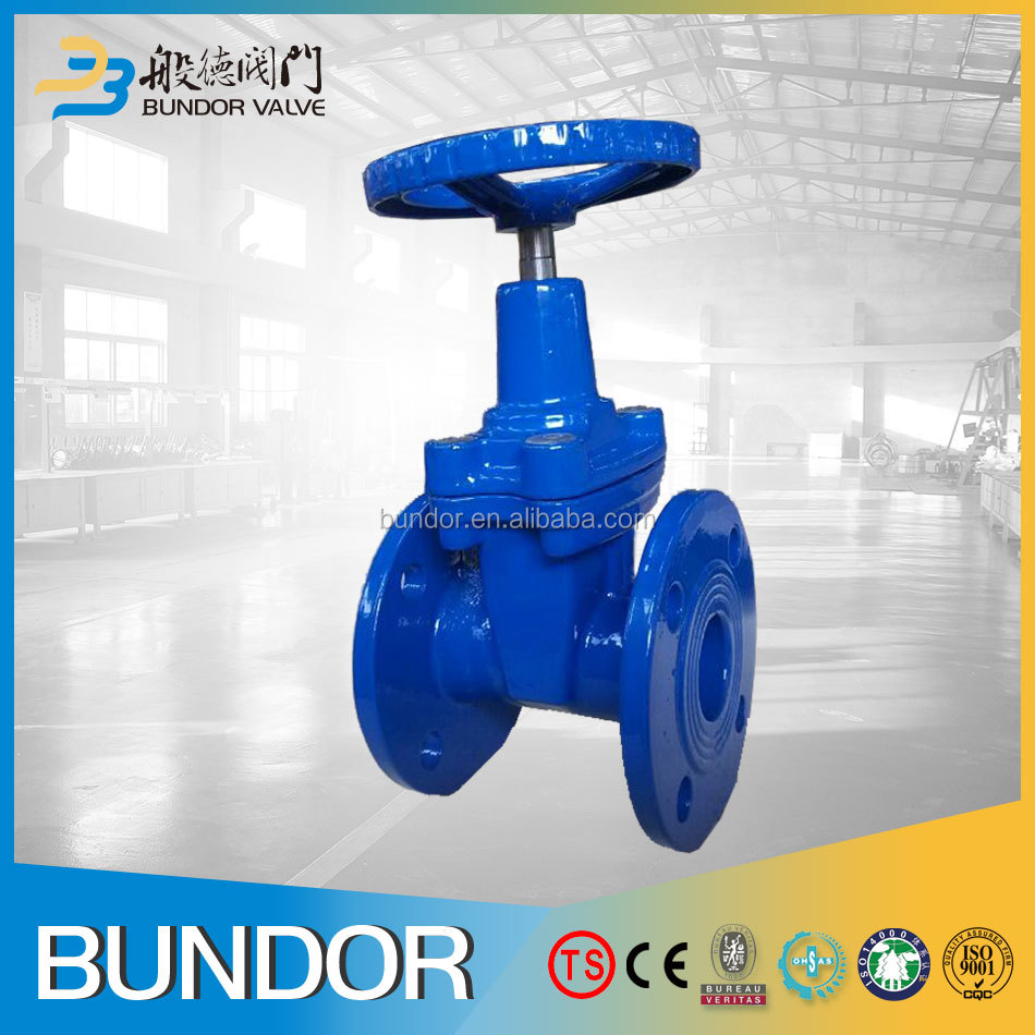 High Quality Cast Iron GGG40 os&y Gate Valve