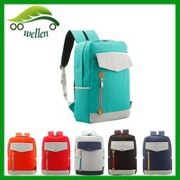College High School large canvas Laptop Backpack