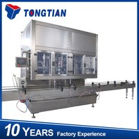 China low price palm oil filling machine