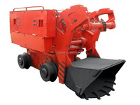 undergroud mining Chinese cheap bell cane loader