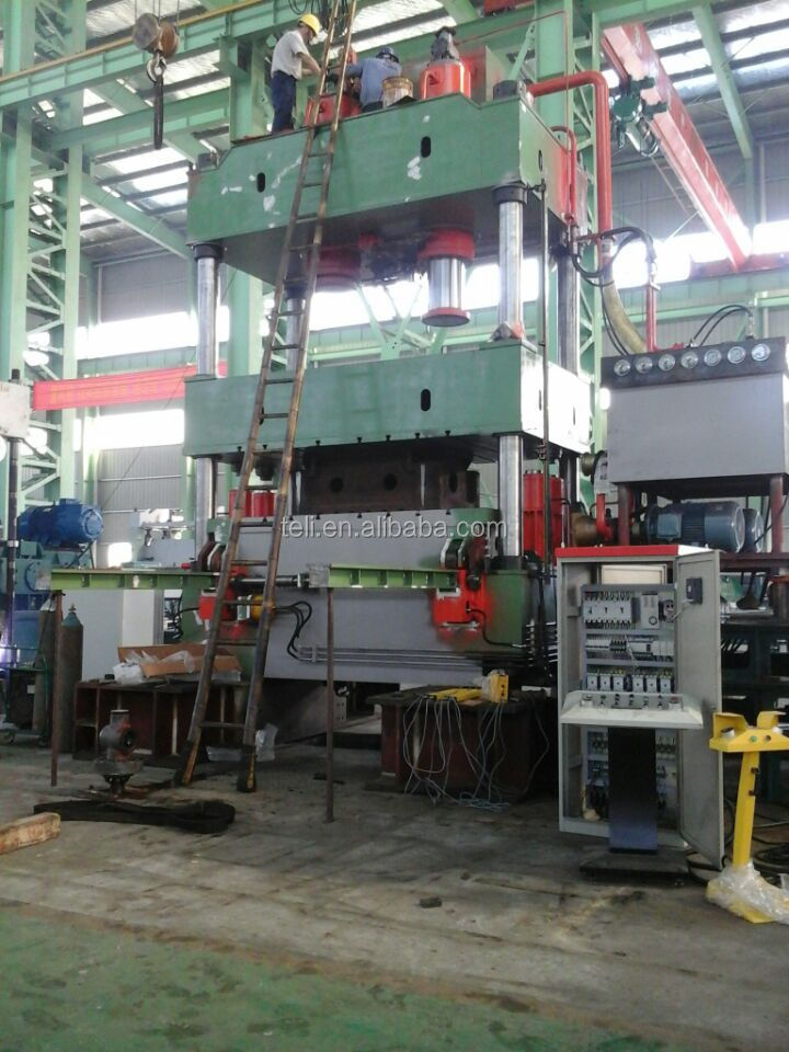 ceramic tile hydraulic press machine