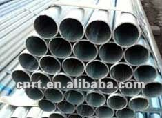 supply galvanized steel pipe for camping furniture
