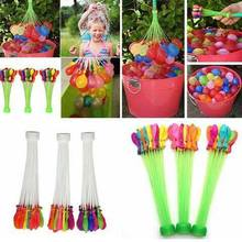 Domil Wholesale Multi-color Water Balloon Children Playing Toys Handmade Outdoor Party Balloon