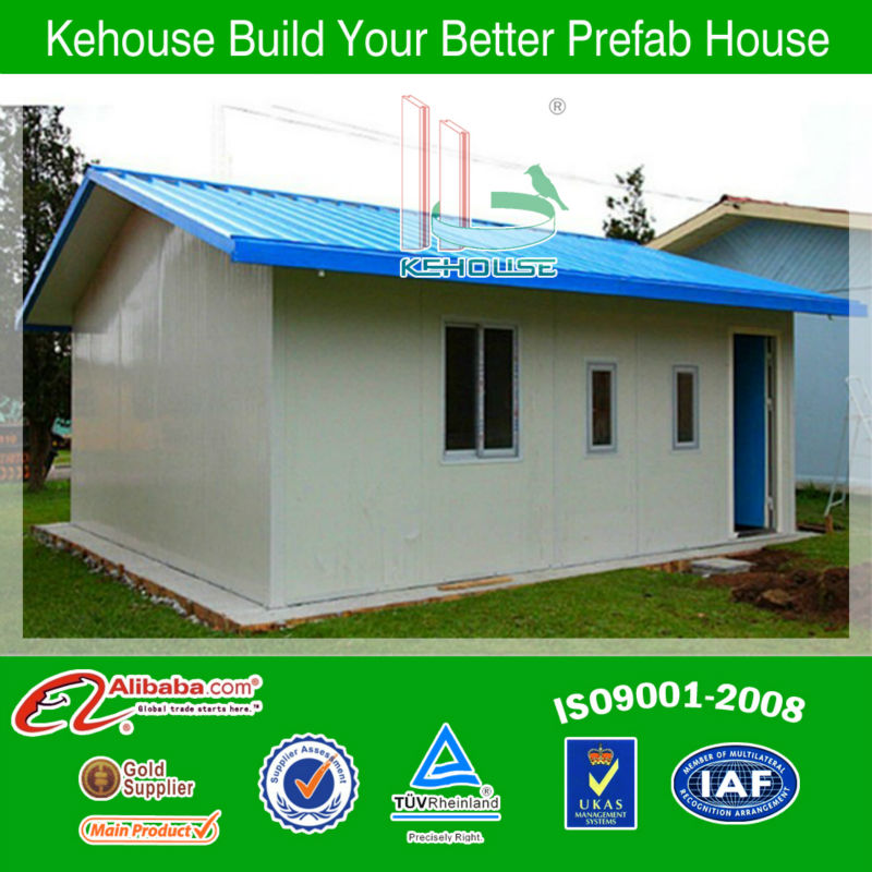 Kehouse Cost-saving and widely used office contained modular house caravan for sale