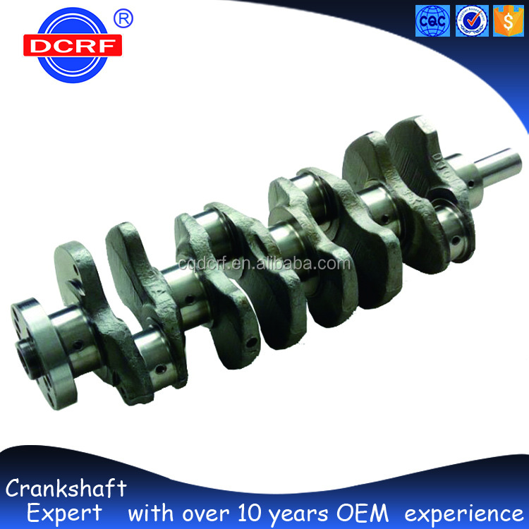 China Supplier Automobiles & Motorcycles Part 3.5L Crankshaft