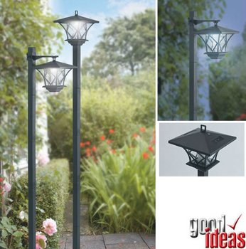 Solar Post Light - Garden Lights - Solar Lights - Outdoor Lighting