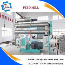 Specifications for Cattle Feed Pellets Machine with Low Cost