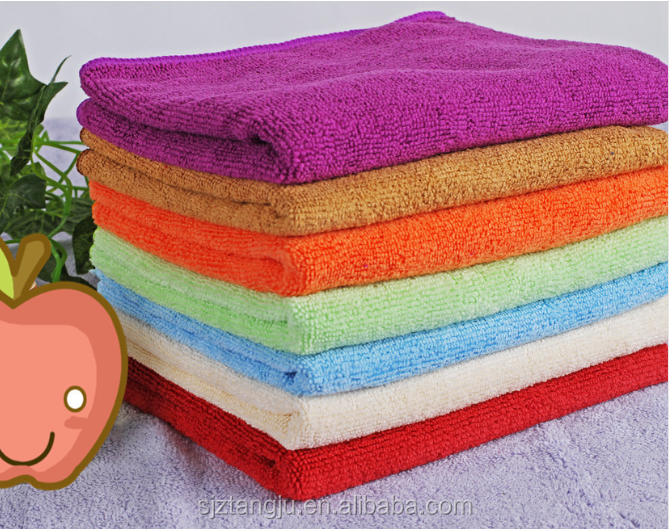 car washing microfiber towel ultra compact absorbent and fast